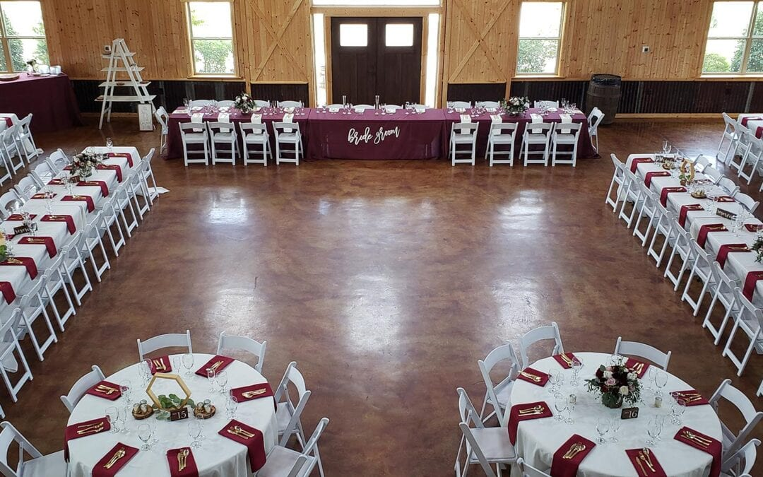 WHAT SHOULD YOU BE LOOKING FOR IN A VENUE?